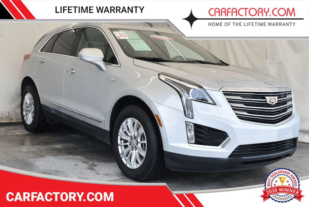 2017 Used Cadillac Xt5 Fwd 4dr At Car Factory Outlet Serving Miami