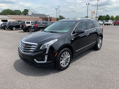 2017 Used Cadillac XT5 FWD 4dr Luxury at Allen Auto Sales Serving Paducah,  KY, IID 19222537
