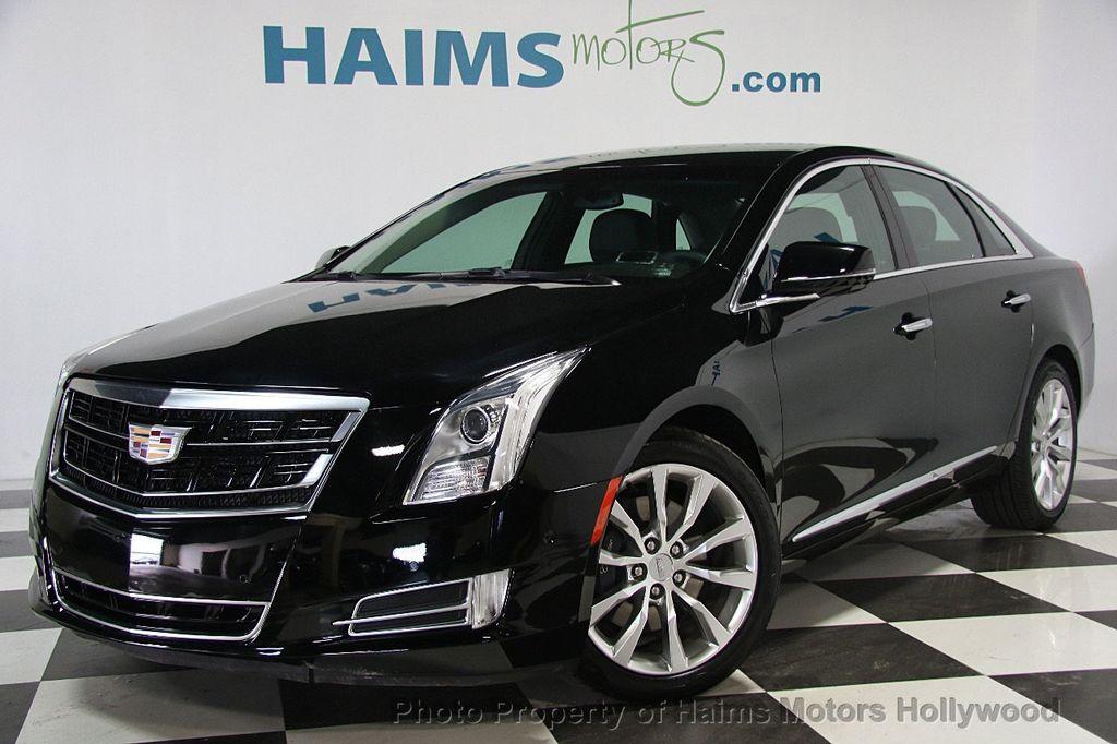 2017 Cadillac Xts 4dr Sedan Luxury Fwd 16963467 1