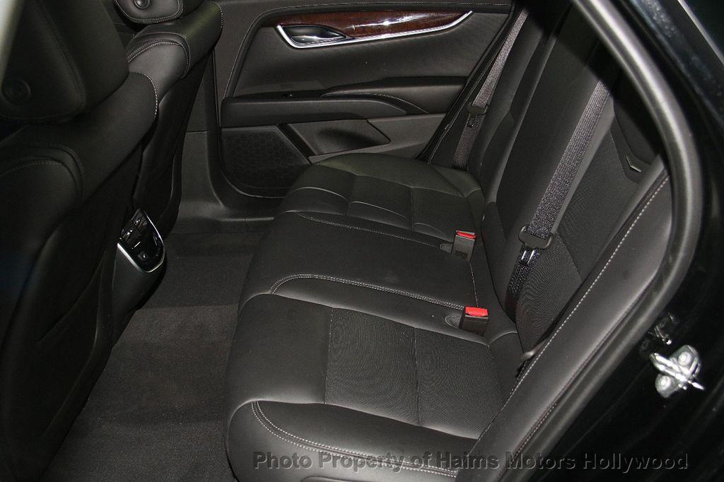 2017 Cadillac XTS 4dr Sedan Luxury FWD - 17241640 - 15