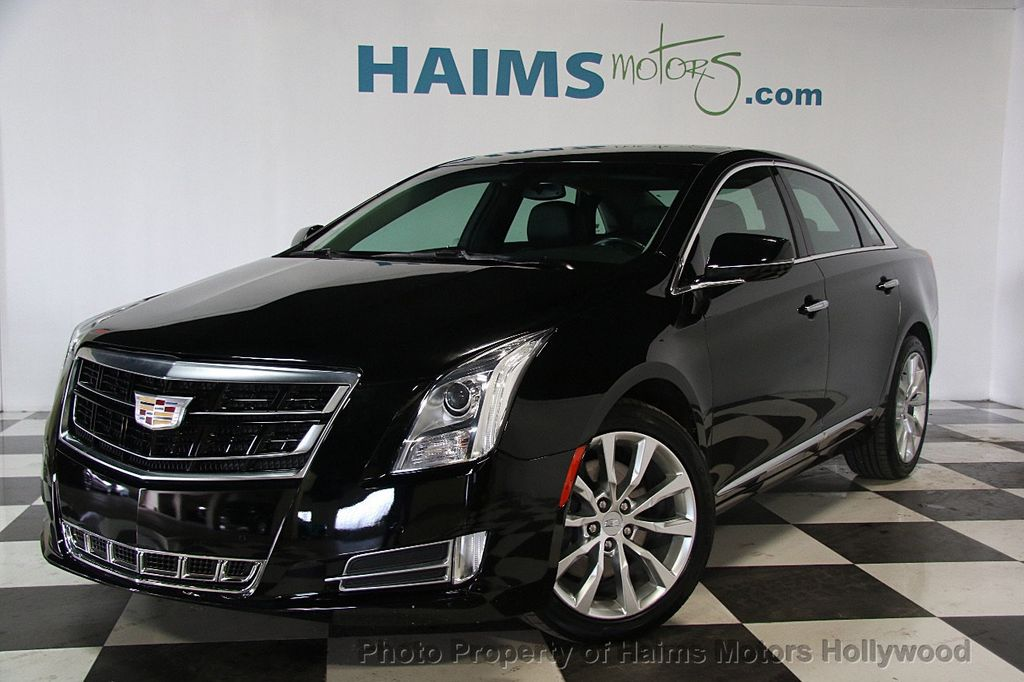 2017 Cadillac Xts 4dr Sedan Luxury Fwd 17241640 1