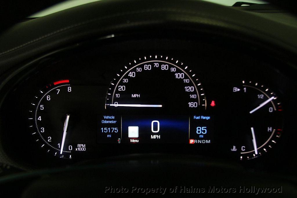 2017 Cadillac XTS 4dr Sedan Luxury FWD - 17241640 - 27