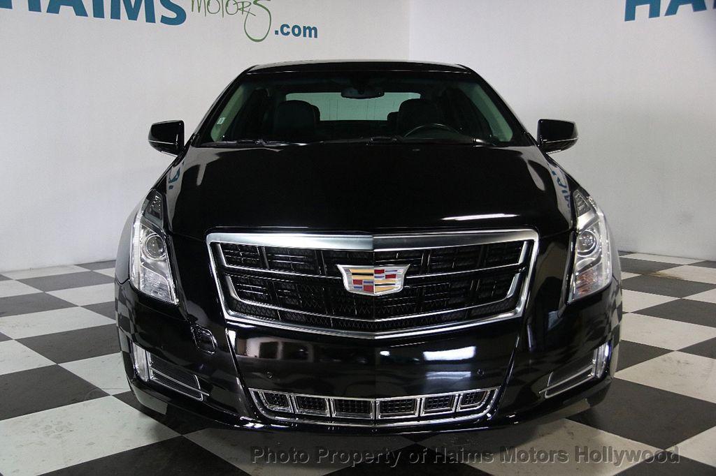 2017 Cadillac XTS 4dr Sedan Luxury FWD - 17241640 - 2
