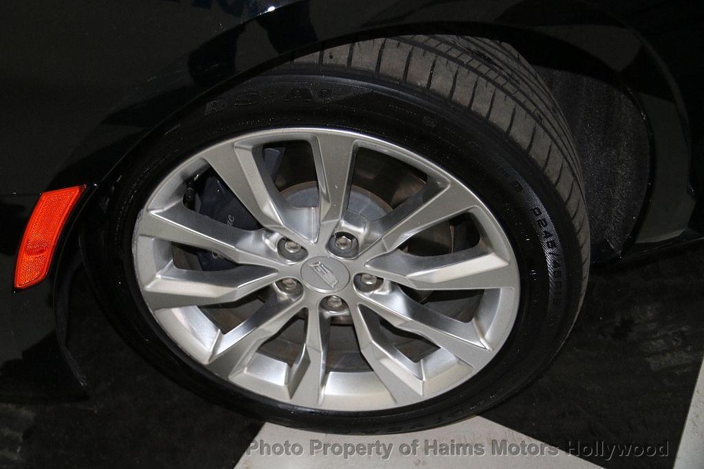 2017 Cadillac XTS 4dr Sedan Luxury FWD - 17241640 - 31