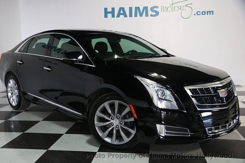 2017 Cadillac XTS 4dr Sedan Luxury FWD - 17241640 - 3