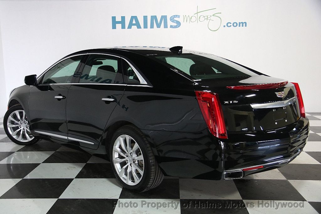 2017 Cadillac Xts 4dr Sedan Luxury Fwd 17241640 4