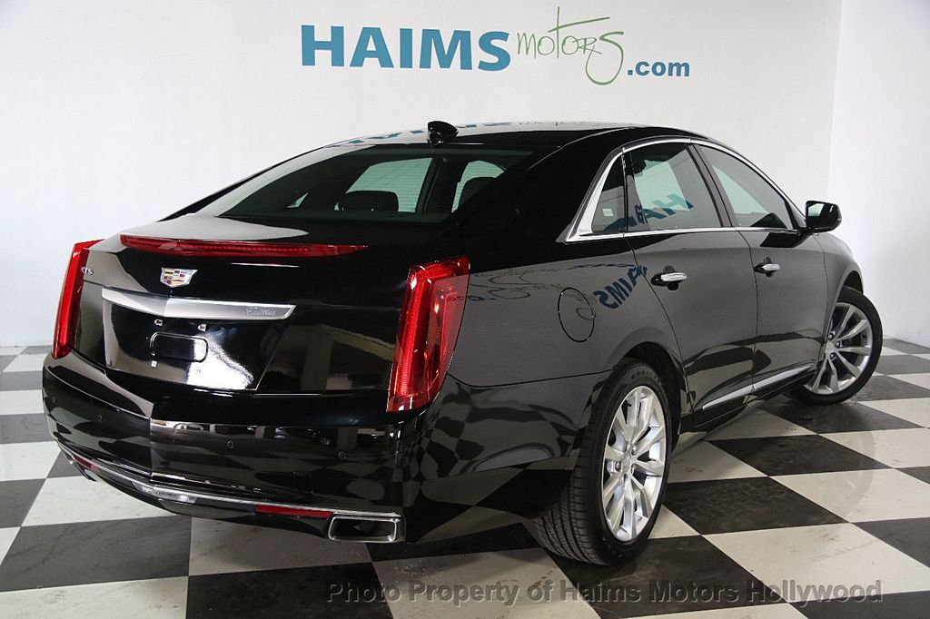 2017 Cadillac XTS 4dr Sedan Luxury FWD - 17241640 - 6