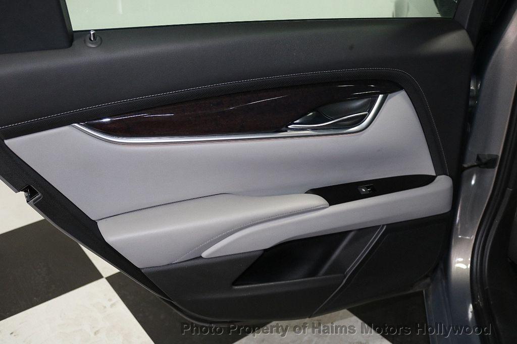 2017 Cadillac XTS 4dr Sedan Luxury FWD - 17793748 - 11