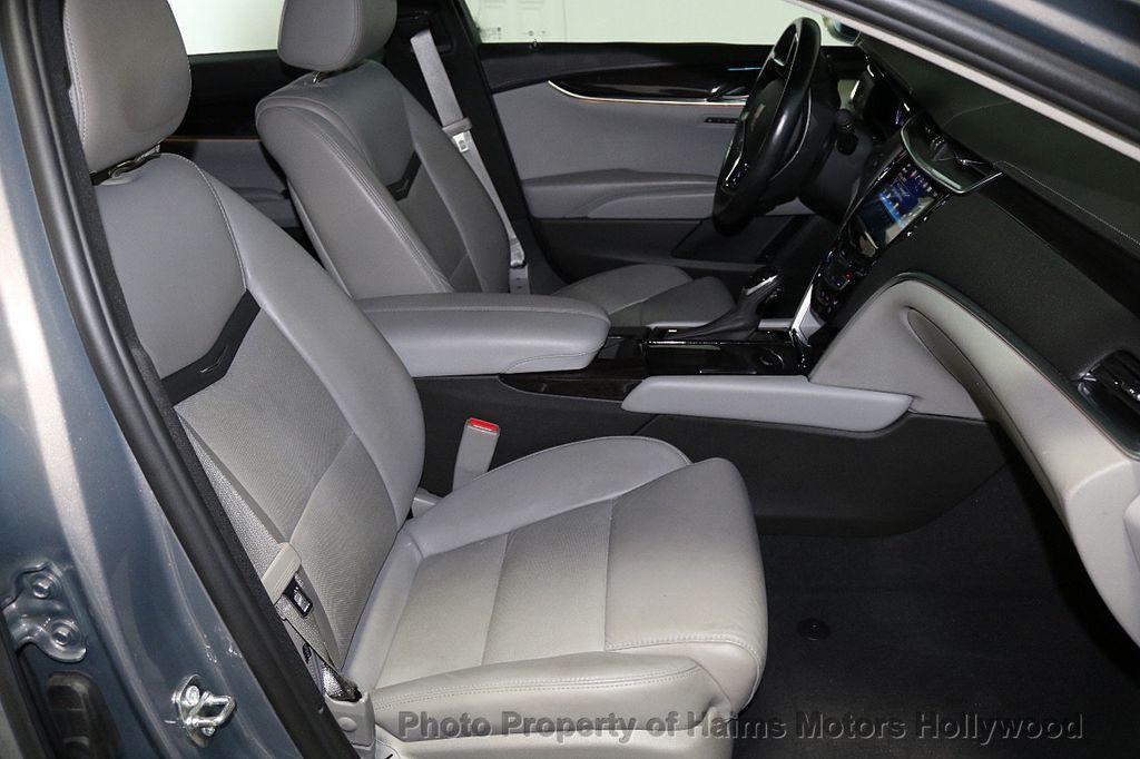 2017 Cadillac XTS 4dr Sedan Luxury FWD - 17793748 - 14
