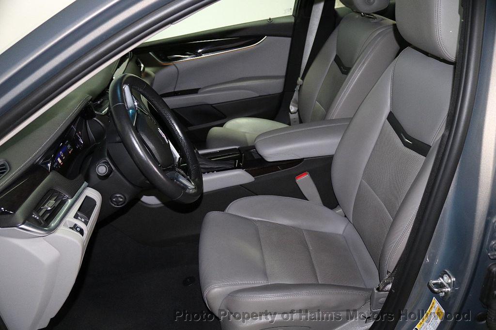 2017 Cadillac XTS 4dr Sedan Luxury FWD - 17793748 - 17