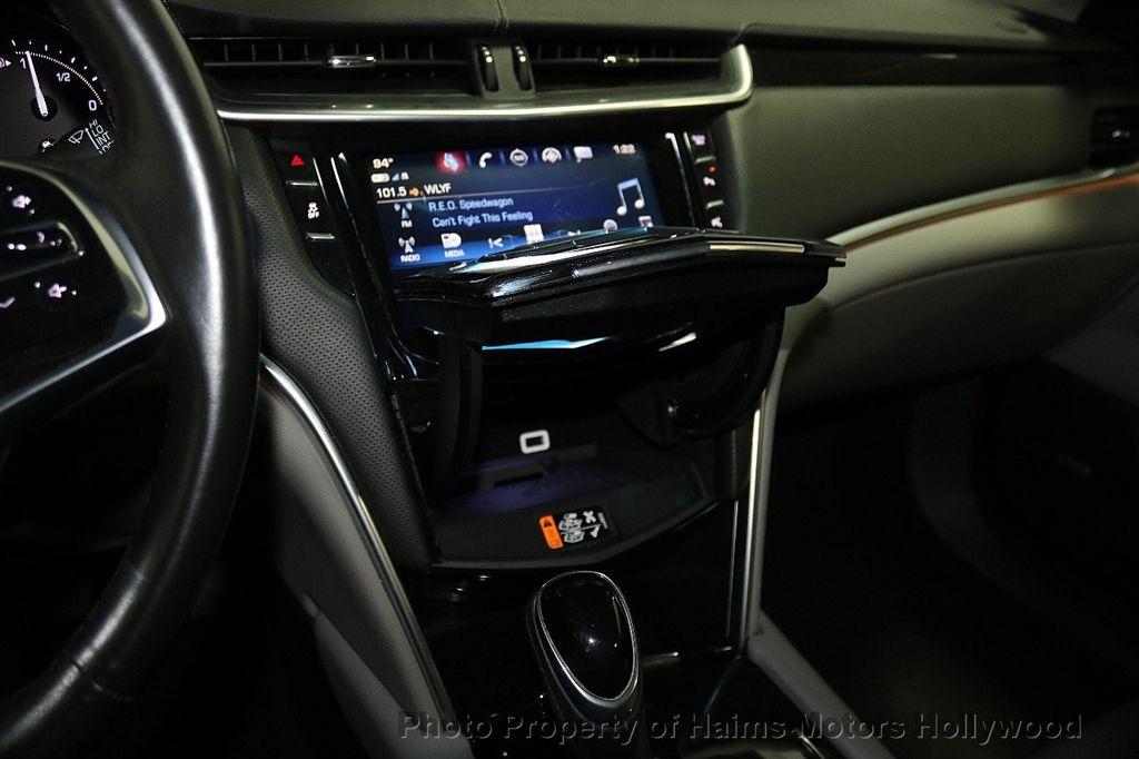 2017 Cadillac XTS 4dr Sedan Luxury FWD - 17793748 - 22
