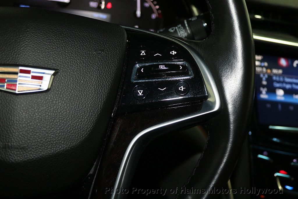 2017 Cadillac XTS 4dr Sedan Luxury FWD - 17793748 - 25