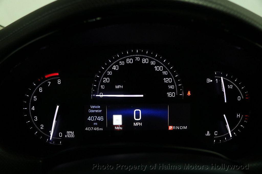2017 Cadillac XTS 4dr Sedan Luxury FWD - 17793748 - 28