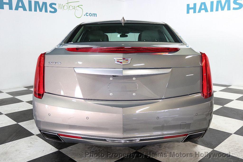 2017 Cadillac XTS 4dr Sedan Luxury FWD - 17793748 - 5