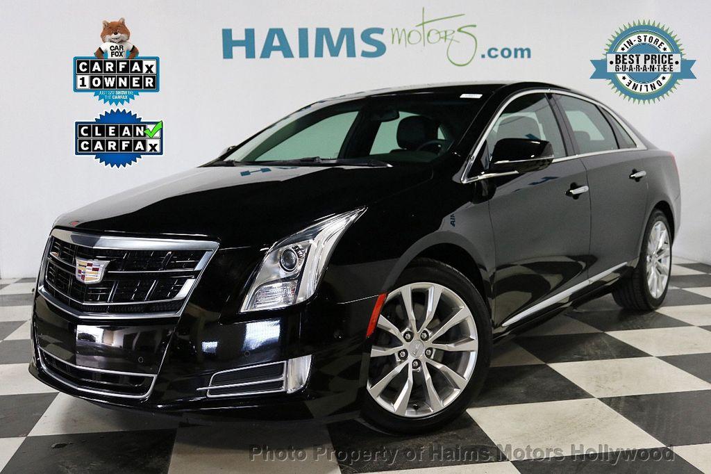 2017 Cadillac XTS 4dr Sedan Luxury FWD - 18090680 - 0