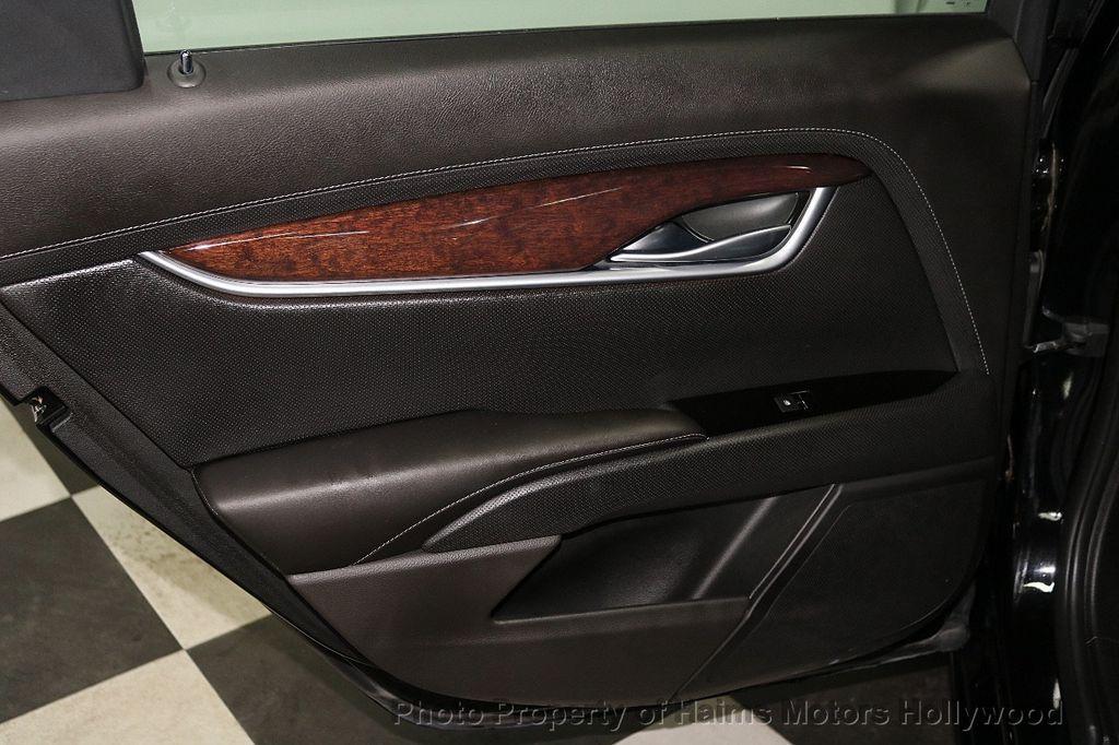 2017 Cadillac XTS 4dr Sedan Luxury FWD - 18090680 - 10