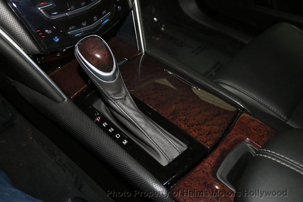 2017 Cadillac XTS 4dr Sedan Luxury FWD - 18090680 - 21