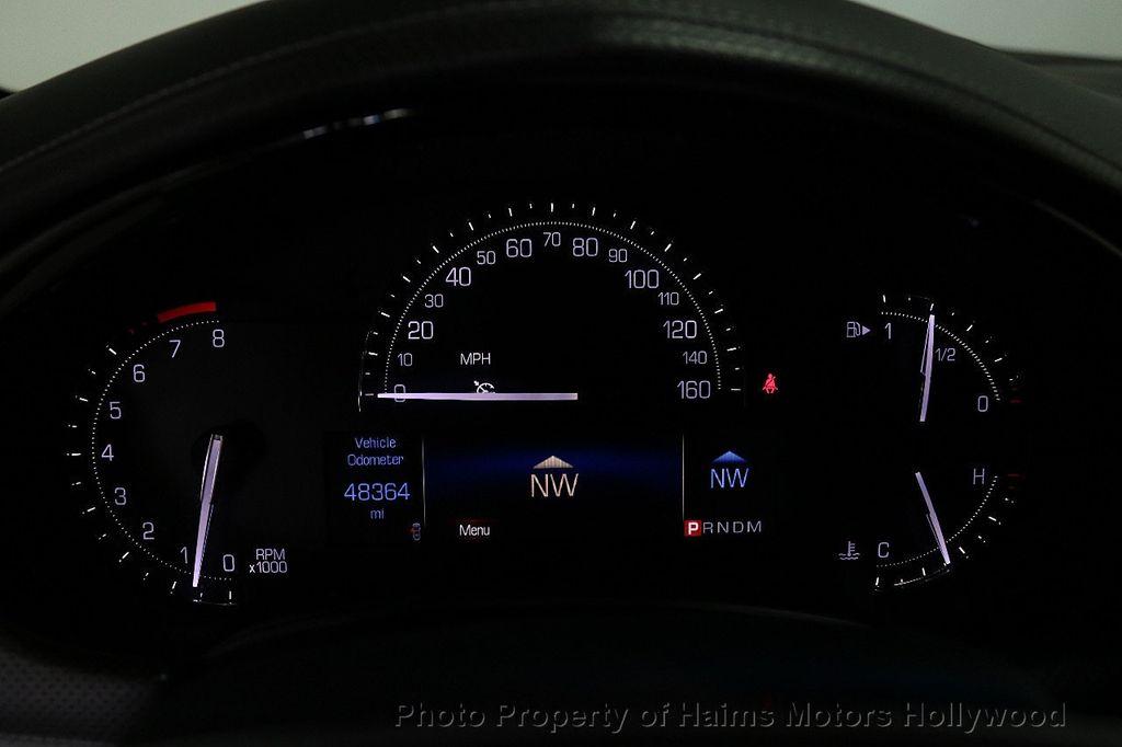 2017 Cadillac XTS 4dr Sedan Luxury FWD - 18090680 - 27