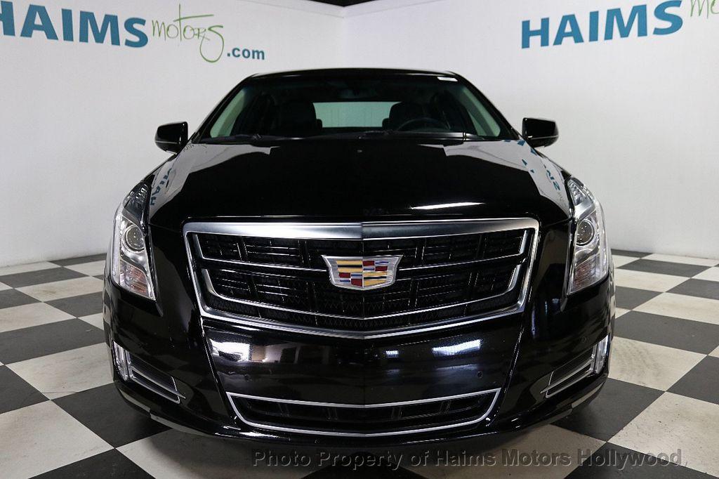 2017 Cadillac XTS 4dr Sedan Luxury FWD - 18090680 - 2