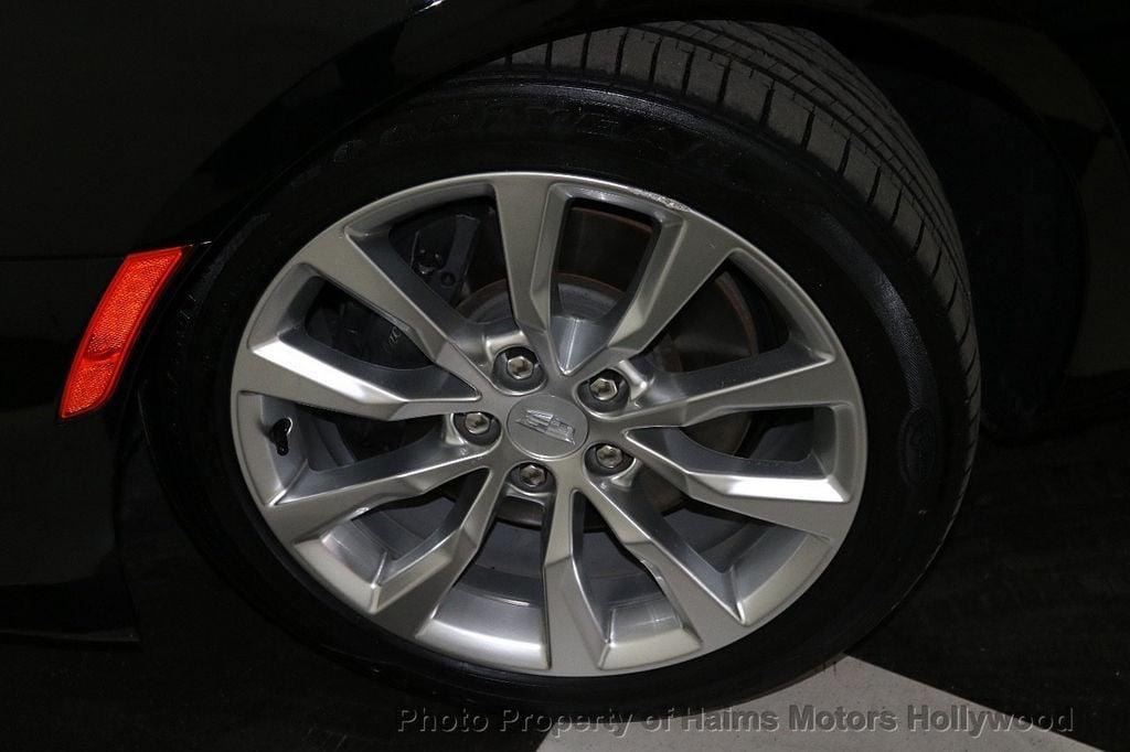 2017 Cadillac XTS 4dr Sedan Luxury FWD - 18090680 - 31