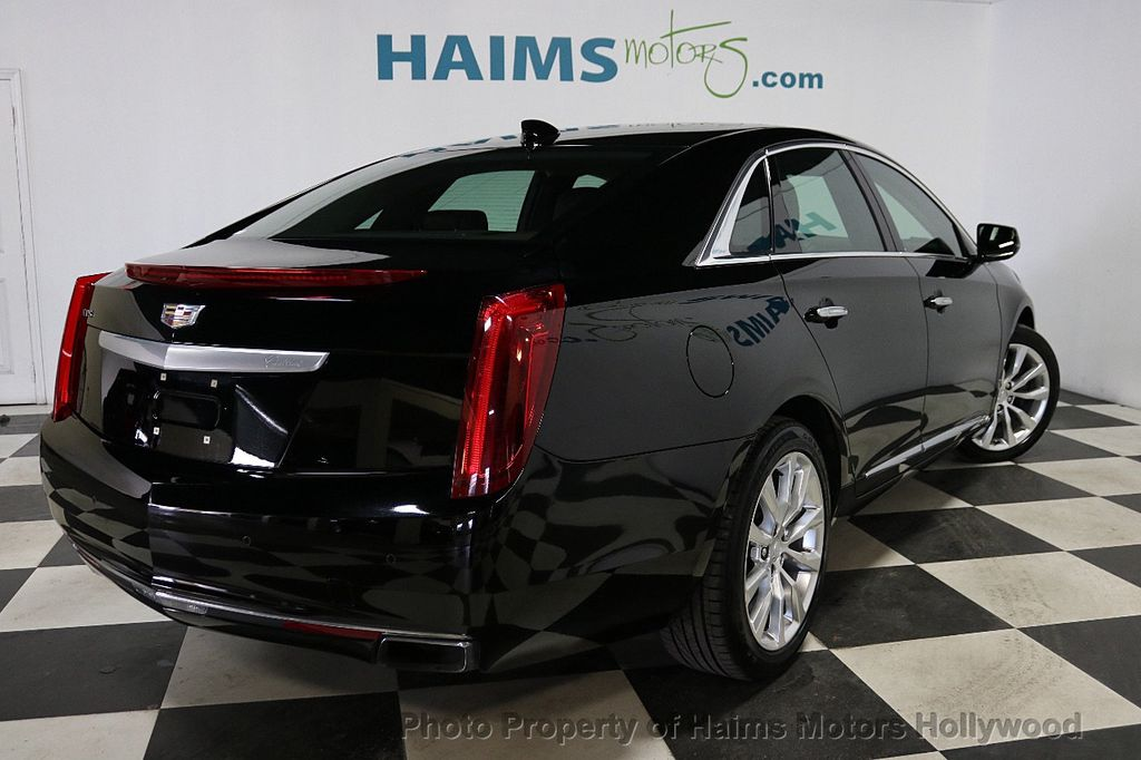 2017 Cadillac XTS 4dr Sedan Luxury FWD - 18090680 - 6