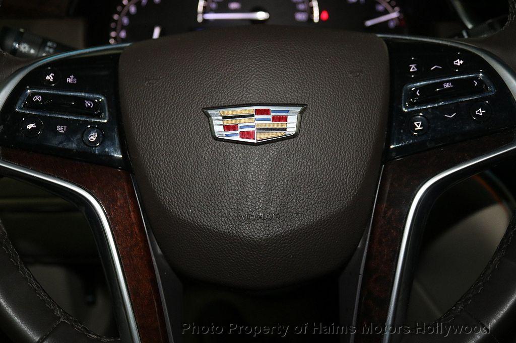 2017 Cadillac XTS 4dr Sedan Luxury FWD - 18167853 - 25