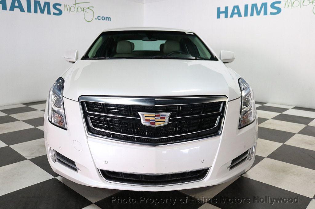 2017 Cadillac XTS 4dr Sedan Luxury FWD - 18167853 - 2