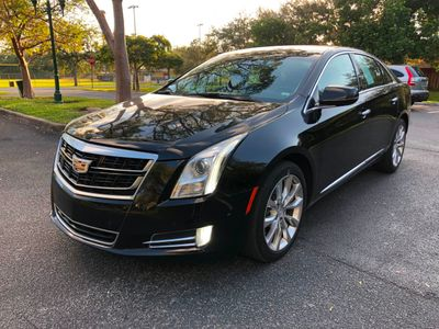 2017 Cadillac XTS 4dr Sedan Luxury FWD