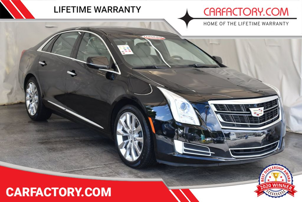 2017 Cadillac XTS 4dr Sedan Luxury FWD - 18110996 - 0