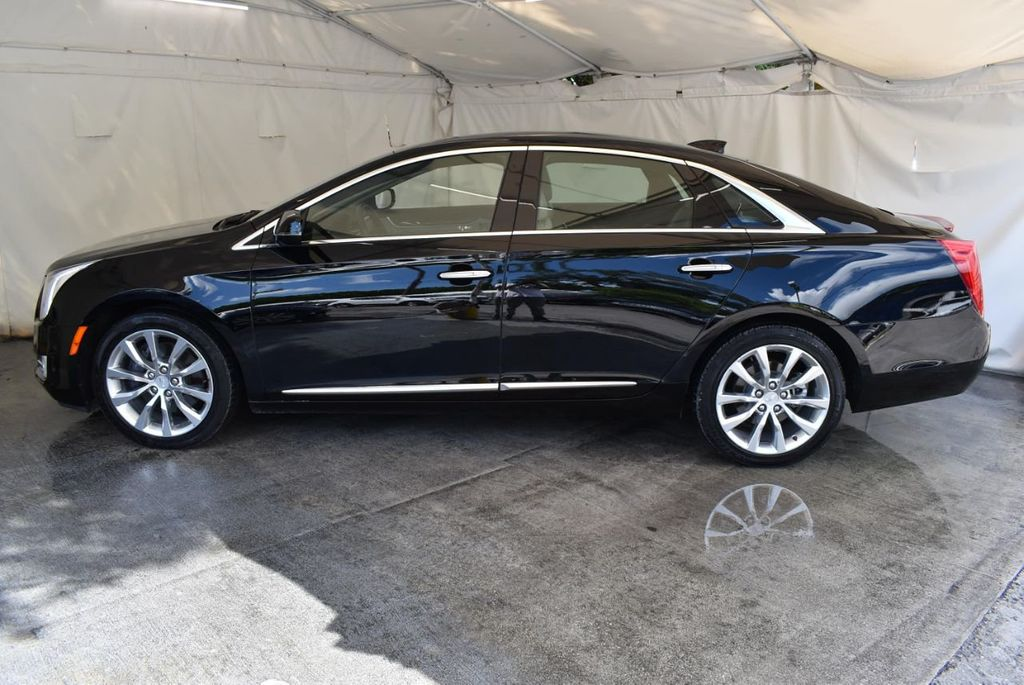 2017 Cadillac XTS 4dr Sedan Luxury FWD - 18110996 - 4