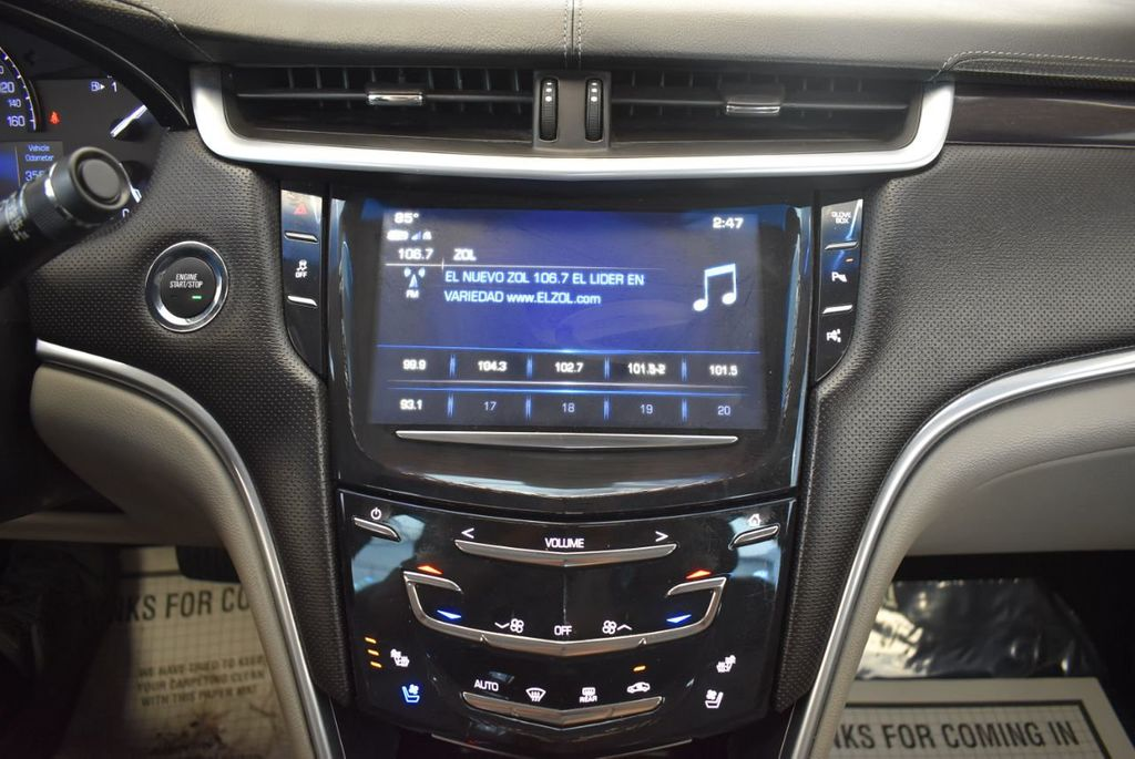 2017 Cadillac XTS 4dr Sedan Luxury FWD - 18122101 - 19