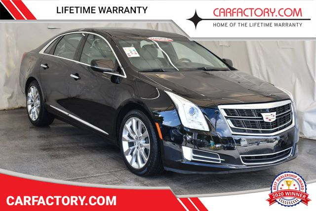 2017 Used Cadillac XTS LUXURY SEDAN 4 DR at Car Factory Outlet Serving  Miami-Dade, Broward, Palm Beach, Collier and Monroe County, FL, IID 18110996
