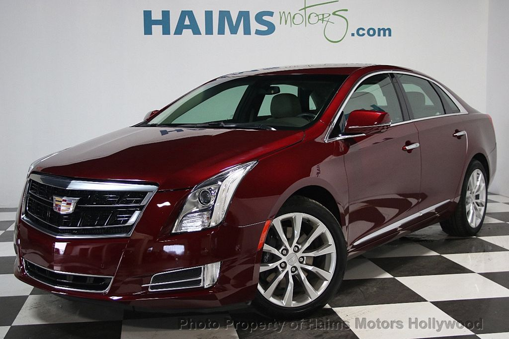 2017 used cadillac xts navigation at haims motors ft lauderdale serving lauderdale lakes fl. Black Bedroom Furniture Sets. Home Design Ideas