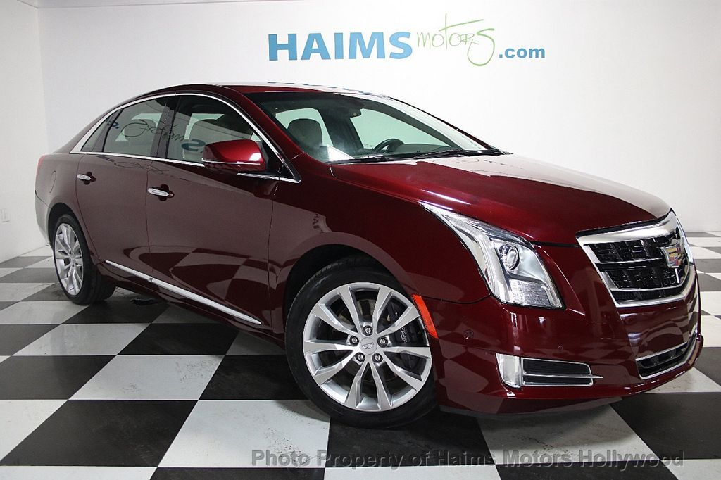 Used Diesel Trucks >> 2017 Used Cadillac XTS NAVIGATION at Haims Motors Hollywood Serving Fort Lauderdale, Hollywood ...