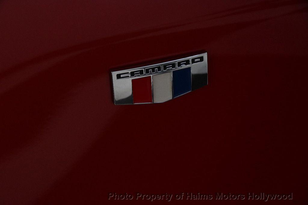 2017 Chevrolet Camaro 2dr Convertible LT w/1LT - 16981521 - 11