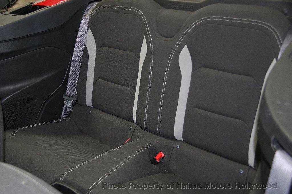 2017 Chevrolet Camaro 2dr Convertible LT w/1LT - 16981521 - 16