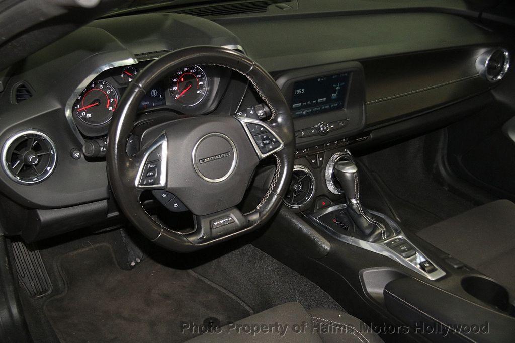 2017 Chevrolet Camaro 2dr Convertible LT w/1LT - 16981521 - 18