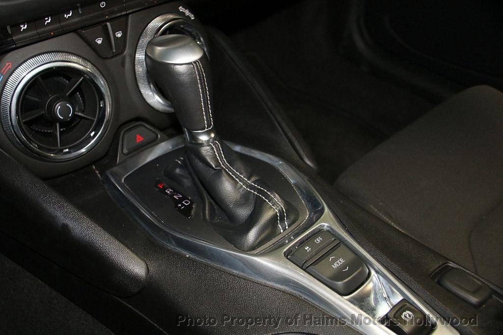 2017 Chevrolet Camaro 2dr Convertible LT w/1LT - 16981521 - 21