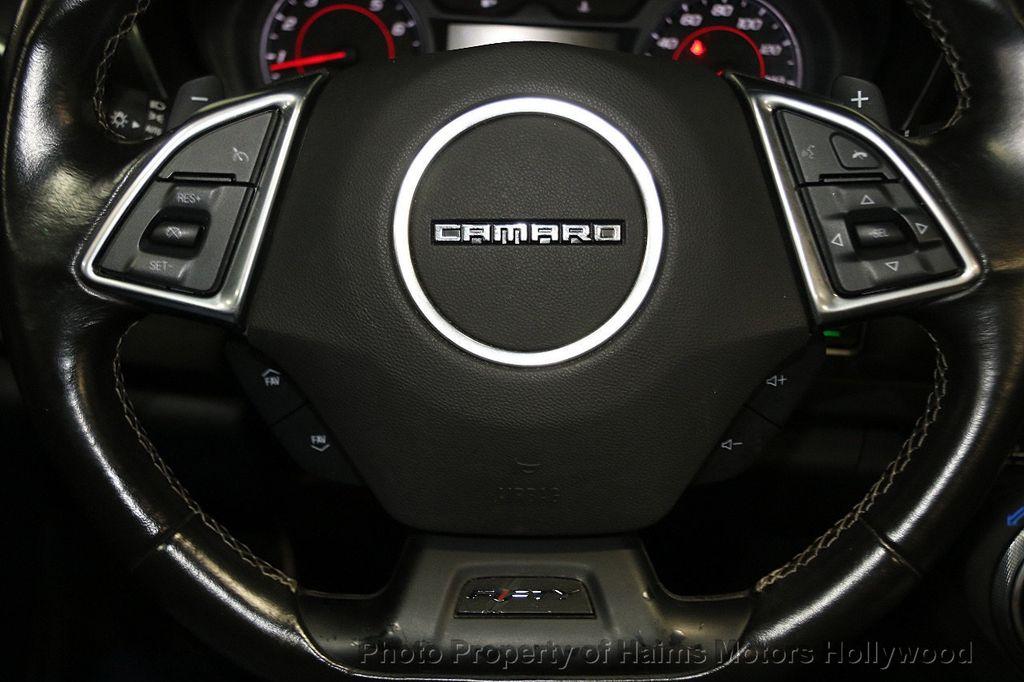 2017 Chevrolet Camaro 2dr Convertible LT w/1LT - 16981521 - 26