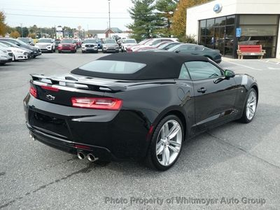 2017 Chevrolet Camaro 2dr Convertible SS w/1SS - Click to see full-size photo viewer