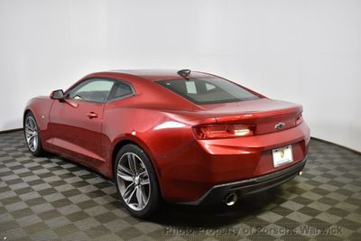 2017 Chevrolet Camaro 2dr Coupe 1LT - Click to see full-size photo viewer