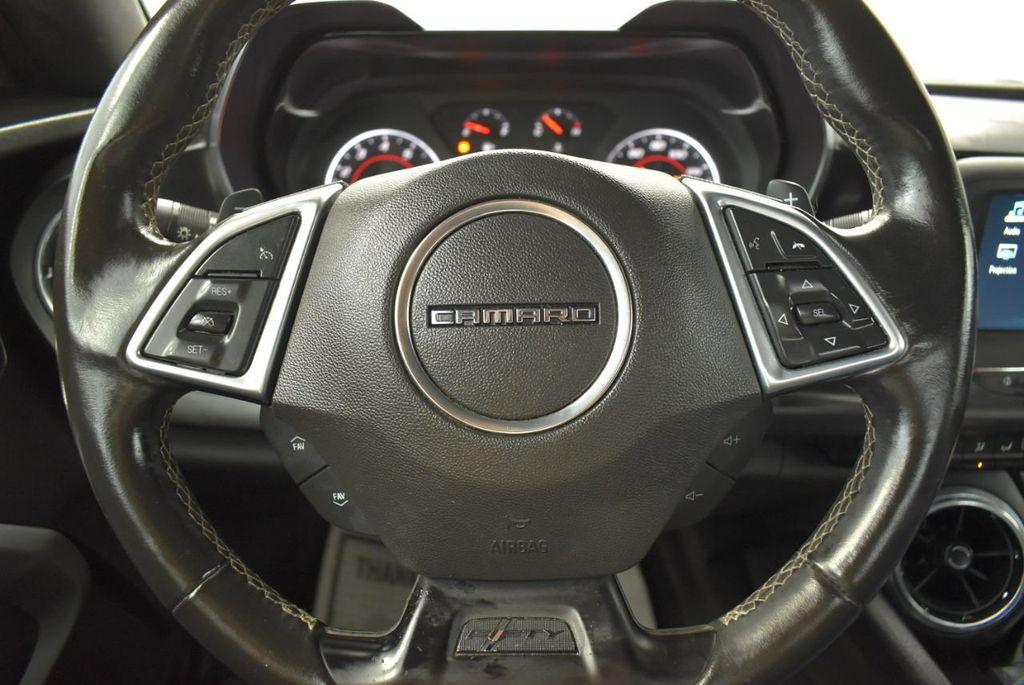 2017 Chevrolet Camaro 2dr Coupe LT w/1LT - 18571147 - 17