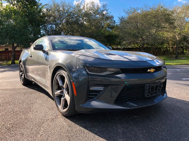 2017 Chevrolet Camaro 2dr Coupe SS w/1SS - Click to see full-size photo viewer