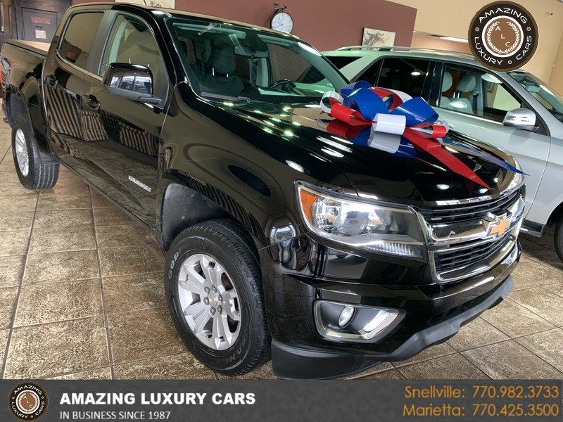 "2017 Chevrolet Colorado 2WD Crew Cab 128.3"" LT - 19607832 - 0"