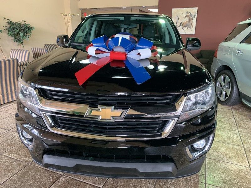 "2017 Chevrolet Colorado 2WD Crew Cab 128.3"" LT - 19607832 - 2"