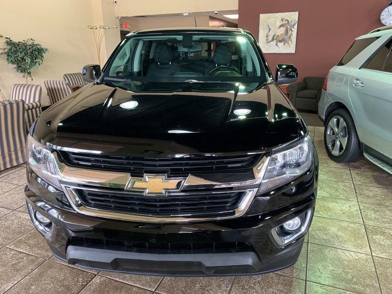 "2017 Chevrolet Colorado 2WD Crew Cab 128.3"" LT - 19607832 - 46"