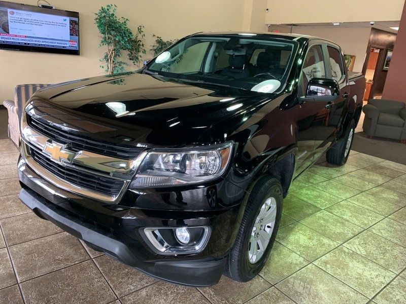 "2017 Chevrolet Colorado 2WD Crew Cab 128.3"" LT - 19607832 - 47"