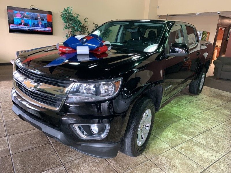 "2017 Chevrolet Colorado 2WD Crew Cab 128.3"" LT - 19607832 - 4"