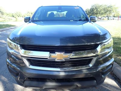 2017 Chevrolet Colorado 2WD CREW C Truck Crew Cab Short Bed - Click to see full-size photo viewer