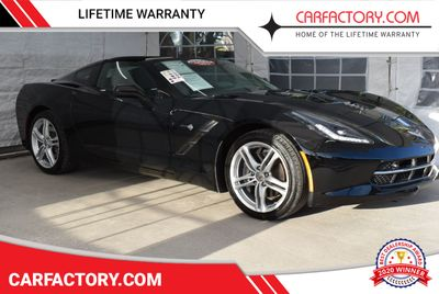 2017 Chevrolet Corvette 2dr Stingray Coupe w/3LT